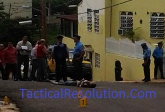 Matan a tiros a Luis Rivera Tellado en Mayaguez (Vea foto)