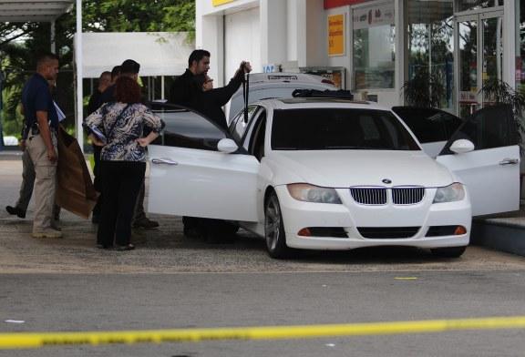 Caldero no descarta investigación del FBI contra agente asesinado