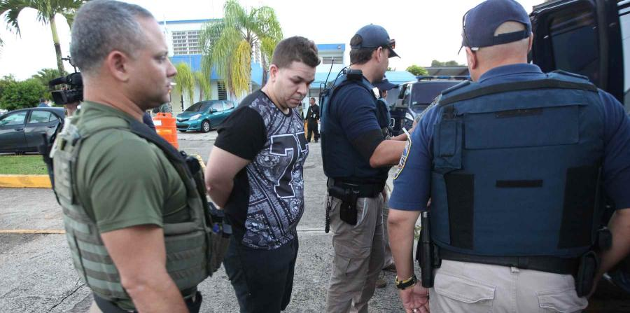 Sorprendidos en Cidra con arrestos de policías municipales