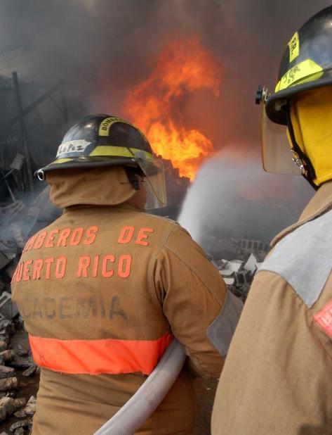 Fuego en residencia de Arroyo fue provocado