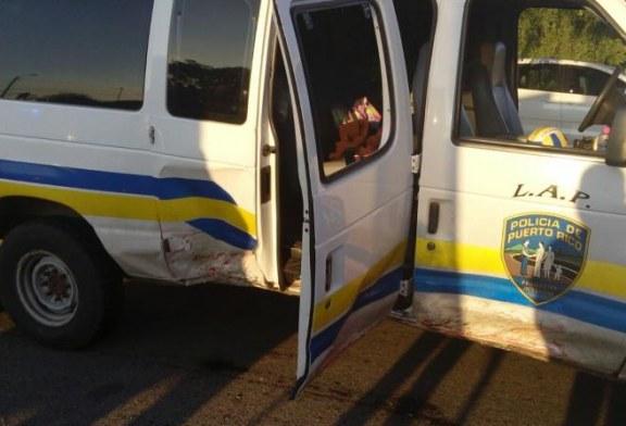 Heridos 11 niños por accidente de tránsito en Salinas