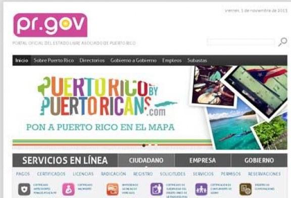 Falla en portal del Gobierno de Puerto Rico permite «limpiar» el record delictivo