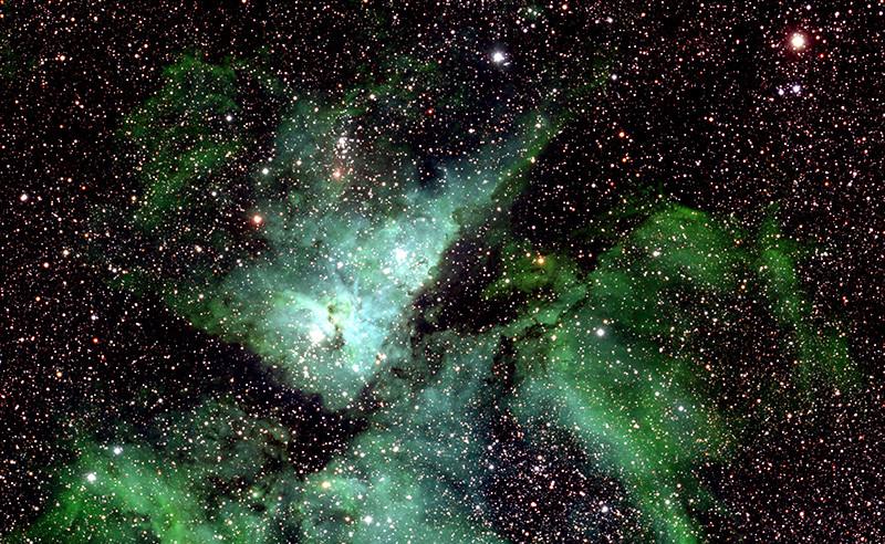 La imagen astronómica más grande jamás creada en todos los tiempos