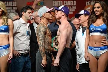 Ver pelea aqui de Miguel Cotto y Saúl 'Canelo' Álvarez en vivo gratis online