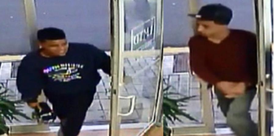 Buscan a dos jóvenes por asaltar tienda en Santurce