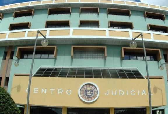 Anuncian horario especial de operaciones en los tribunales