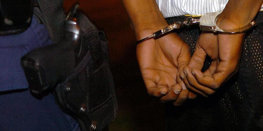 Arrestan a hombre con 3 kilos de cocaína