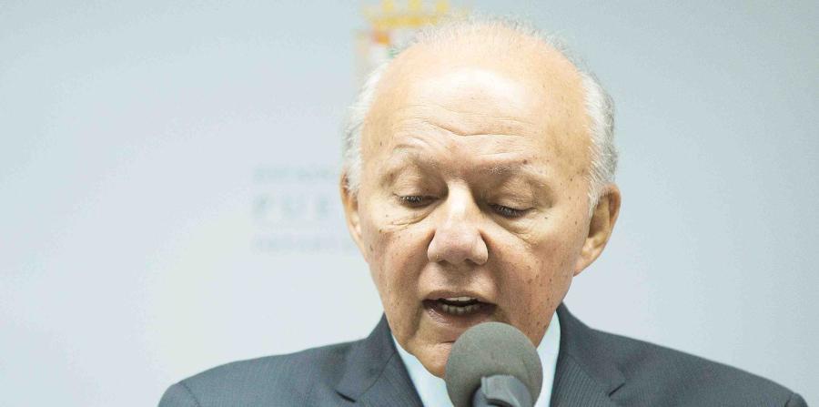 Justicia pide reconsideración en caso de Pablo Casellas