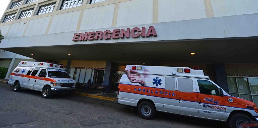 Bebé con fracturas es llevado por su padrastro a un hospital