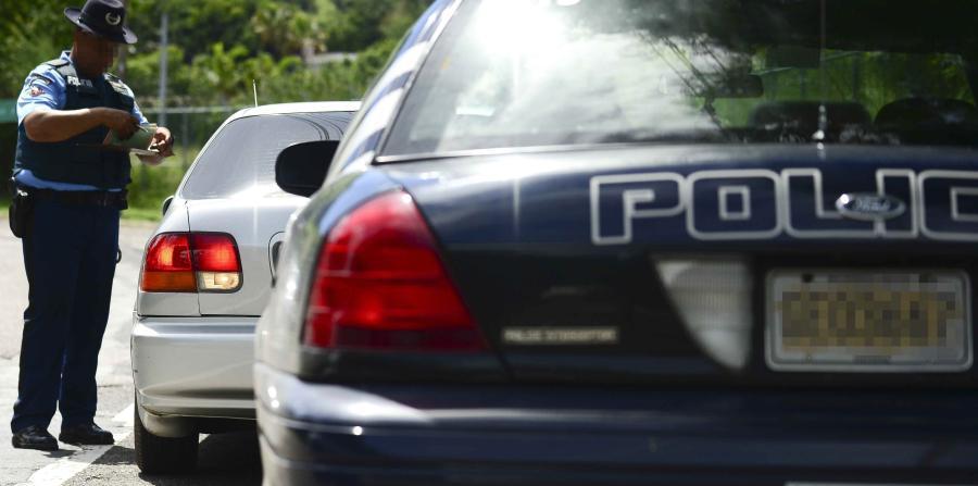 Investigan choque grave en Guayama