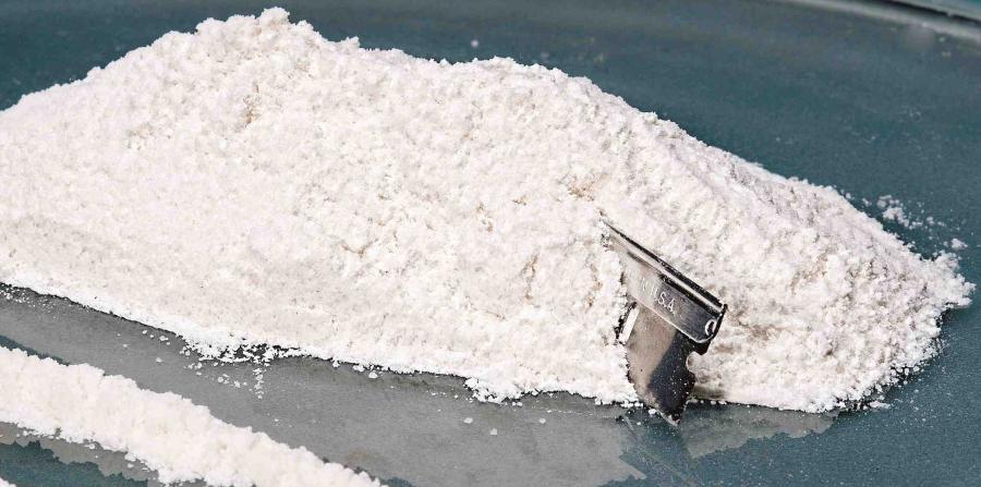 Confiscan 340 libras de cocaína