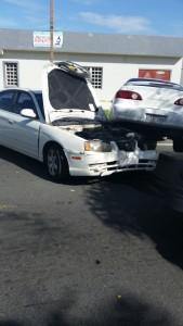 Policia Municipal de Toa alta arrestan sujeto que hizo CarJacking