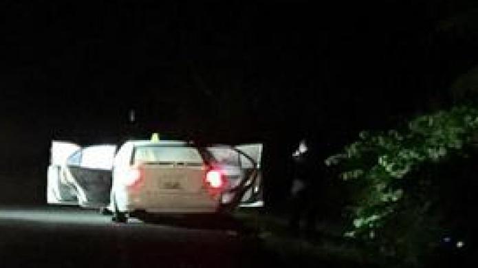 Asesinan hombre en un Mitsubishi Mirage en la,carr. 165 de Dorado
