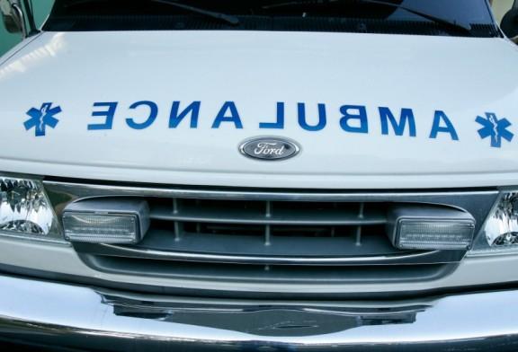 Radican cargos por robo de ambulancia