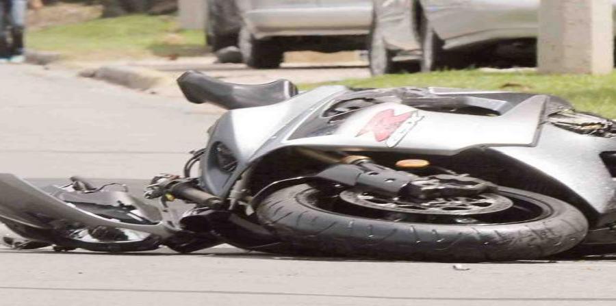 Muere motociclista tras choque en Bayamón