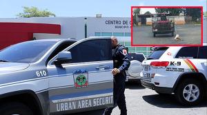 Radican cargos contra desalmado que arrastró a su perra pit bull en Carolina