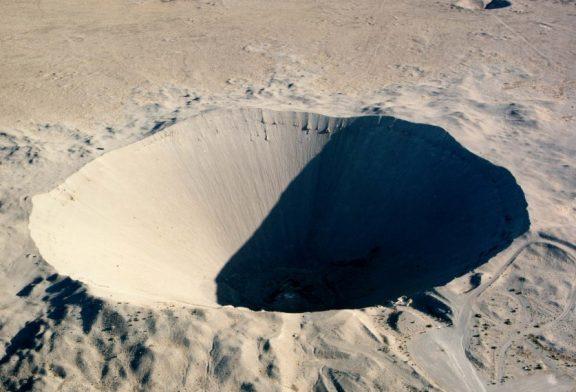 """Un día como hoy… pero de 1962 fue creado """"Sedan"""", el cráter más grande hecho por el hombre en los EE.UU."""