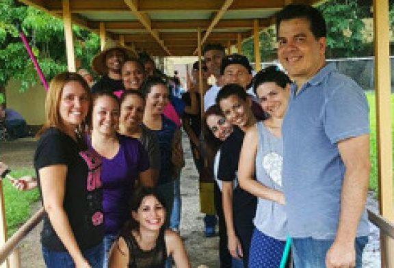 Acondicionan escuela elemental en comunidad del Caño Martín Peña (Fotogalería)