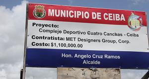 Alegan Alcalde de Ceiba viola la Ley Electoral
