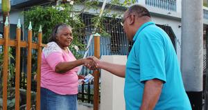 Candidato a la alcaldía de Luquillo lleva su plan de trabajo a las comunidades