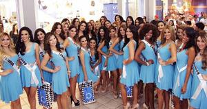 Presentación oficial de las 40 candidatas de Miss Puerto Rico Universe