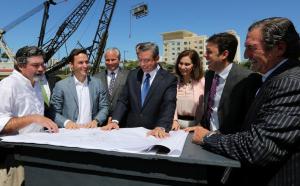 Gobernador inaugura el Hospital del Centro Comprensivo de Cáncer