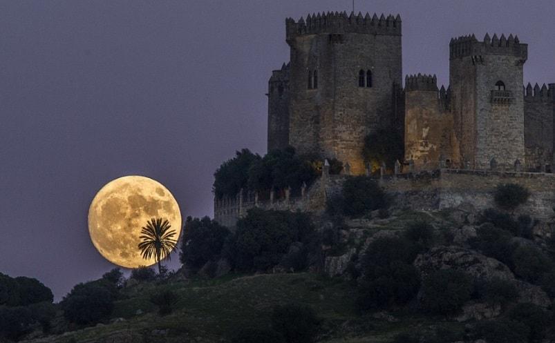 """""""La superluna"""" será la más grande y brillante que se ha visto desde 1948"""