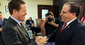 Perelló dice es injusto que lo culpen si pierde David Bernier