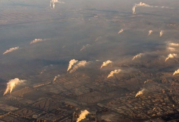 Imágenes revelan la principal causa de smog que asfixia a China