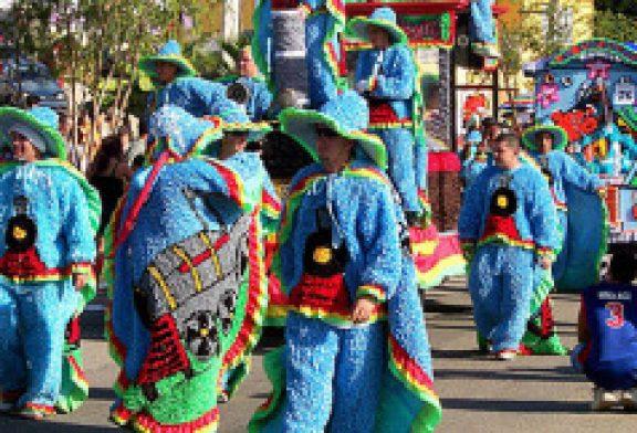 Policia difunde plan de seguridad para el Festival de las Máscaras
