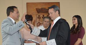 Juramenta su segundo término el alcalde Jesús G. Márquez Rodríguez