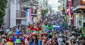 Todo listo para las Fiestas de la Calle San Sebastián2017