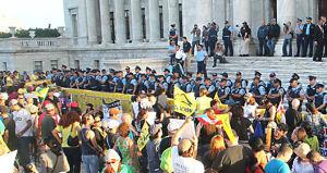 Convocan manifestación en el Capitolio en defensa de la UPR