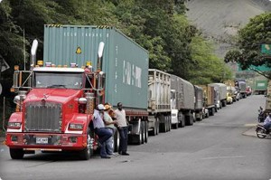 Camioneros se manifestarán en el Capitolio