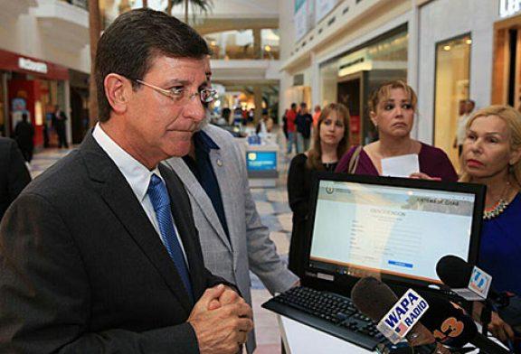 Secretario de Estado anuncia Feria de Pasaportes