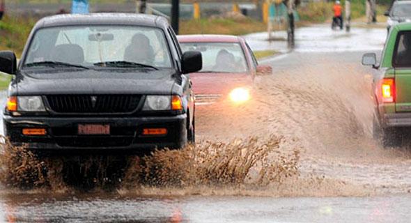 Advertencia de inundaciones para municipios de la zona metro