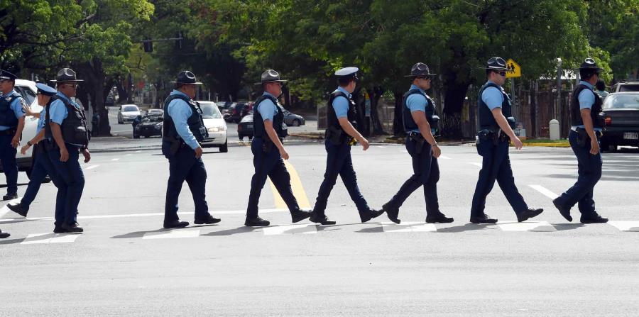 Tomarán acción contra policías que se reporten enfermos sin causa justa