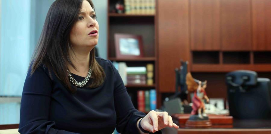 Maite Oronoz rechaza un proyecto que reforma la Rama Judicial