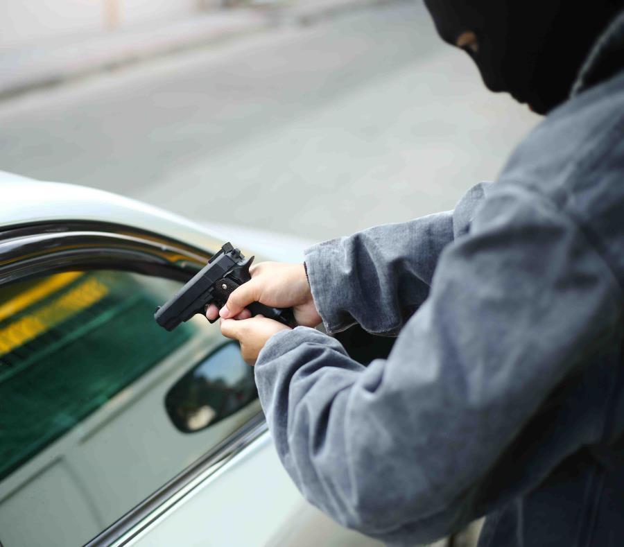 La Policía arresta a sospechoso de cometer un carjacking