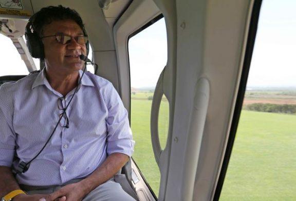 Un gran jurado acusa de fraude a presidente de empresa de helicópteros
