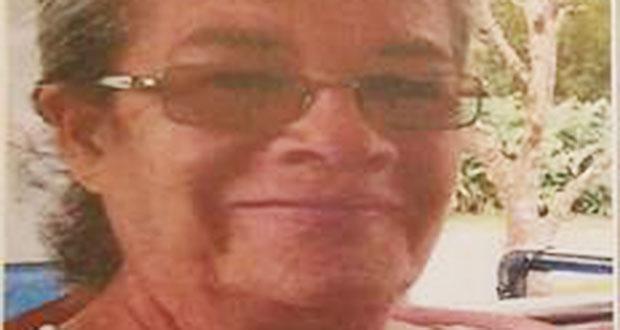 Reportan mujer desaparecida en Fajardo