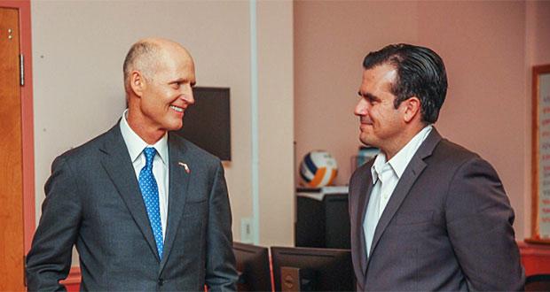 Gobernador invita a los puertorriqueños en Florida a abogar por Puerto Rico en las esferas políticas de Estados Unidos