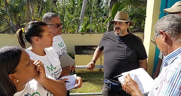 Viento en popa restauración en escuela elemental de Piñones (VIDEO)