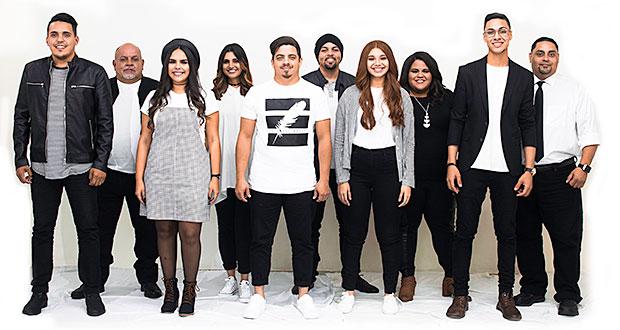 Levantados Worship lanza su primer disco titulado 'A su imagen'
