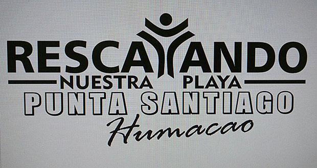 Comunidad de Punta Santiago recogerán desperdicios que afectan sus costas a través de proyecto comunitario