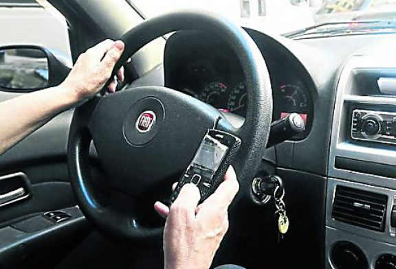 Policía anuncia intervenciones por uso de celular
