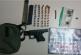 Arrestan a humacaeño y jóvenes cagüeños por posesión de droga y armas