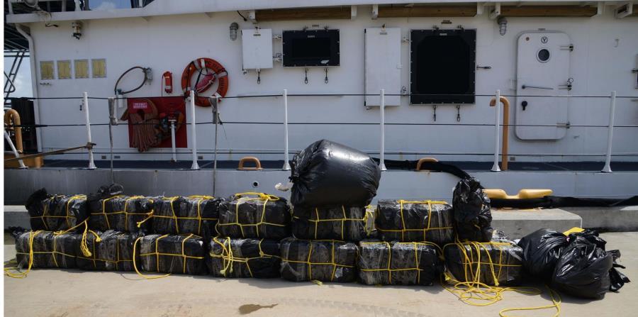 Confiscan 491 kilos de cocaína al sur de la isla