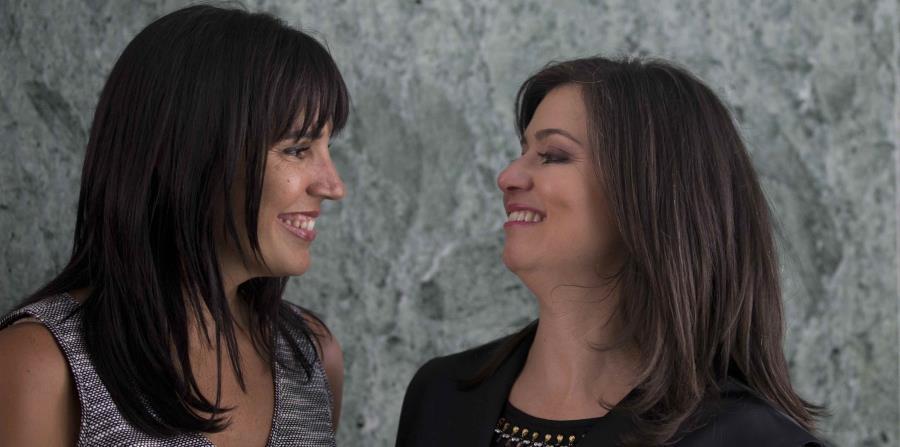 Maite Oronoz Rodríguez y Gina Méndez se convierten en madres de mellizos