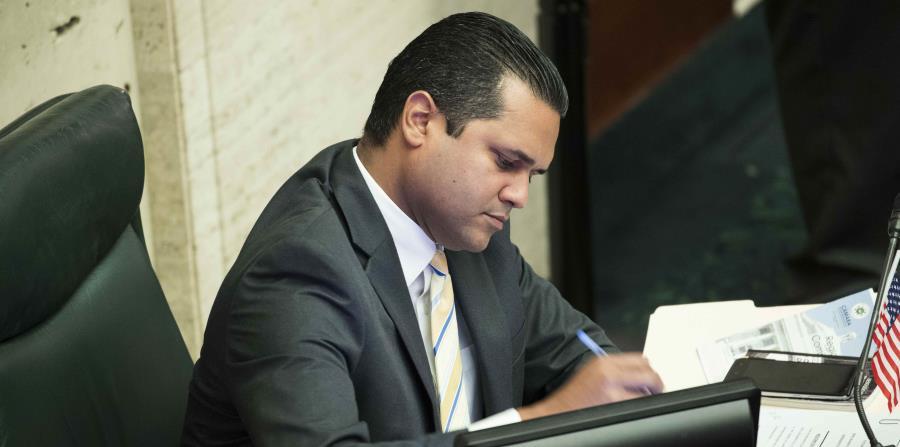 Tribunal impone una multa a Rodríguez Ruiz y a su representación legal